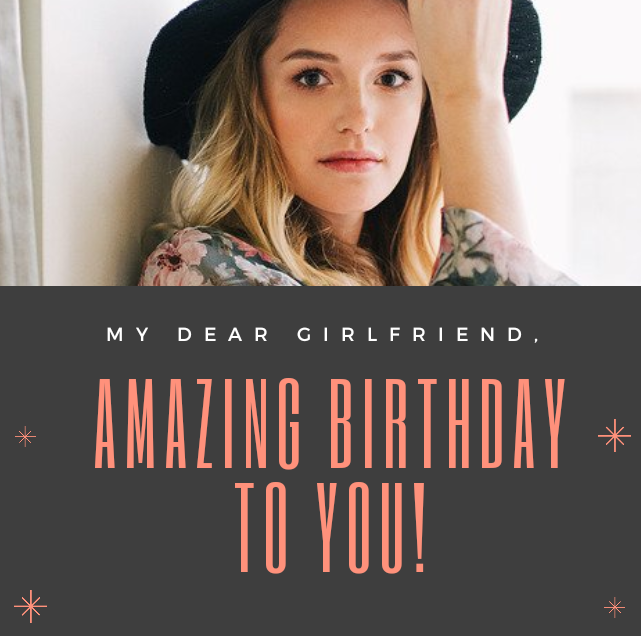 love letters to girlfriend on her birthday
